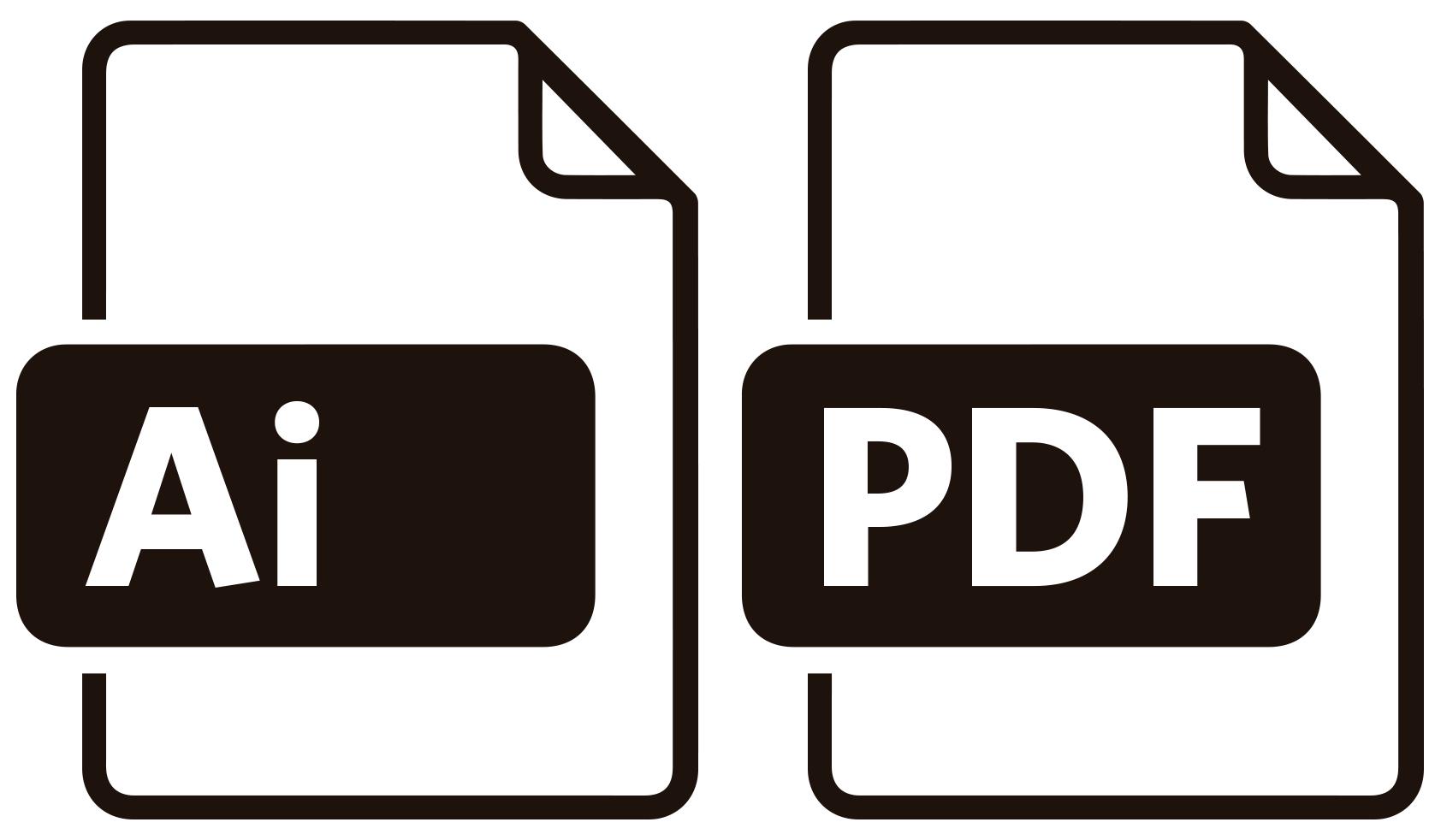 Formatos PDF AI